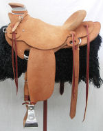 Welcome to LJ's Saddlery, Custom Saddles made by John Willemsma