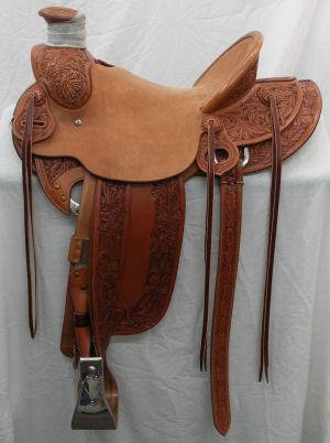 Welcome to LJ's Saddlery, Custom Saddles made by John